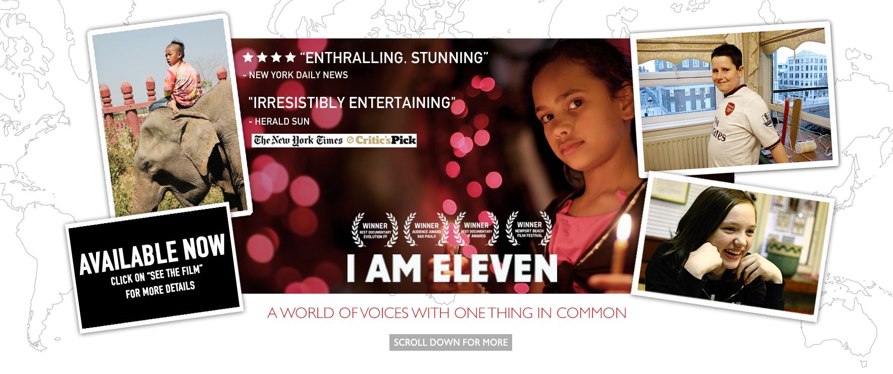 eleven a m