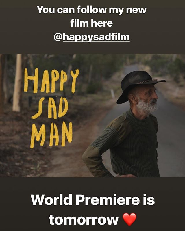 @happysadfilm come on over friends 🌸