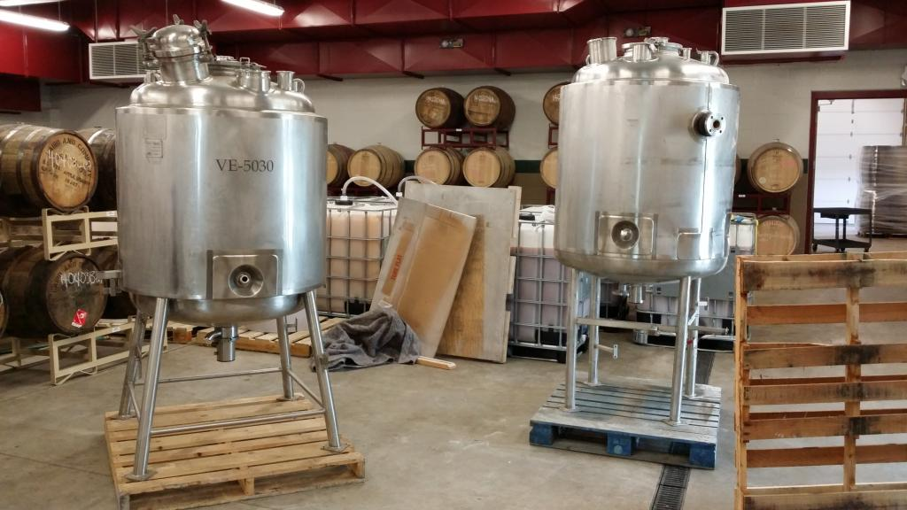 Brite tank, fermentor, and other various toys
