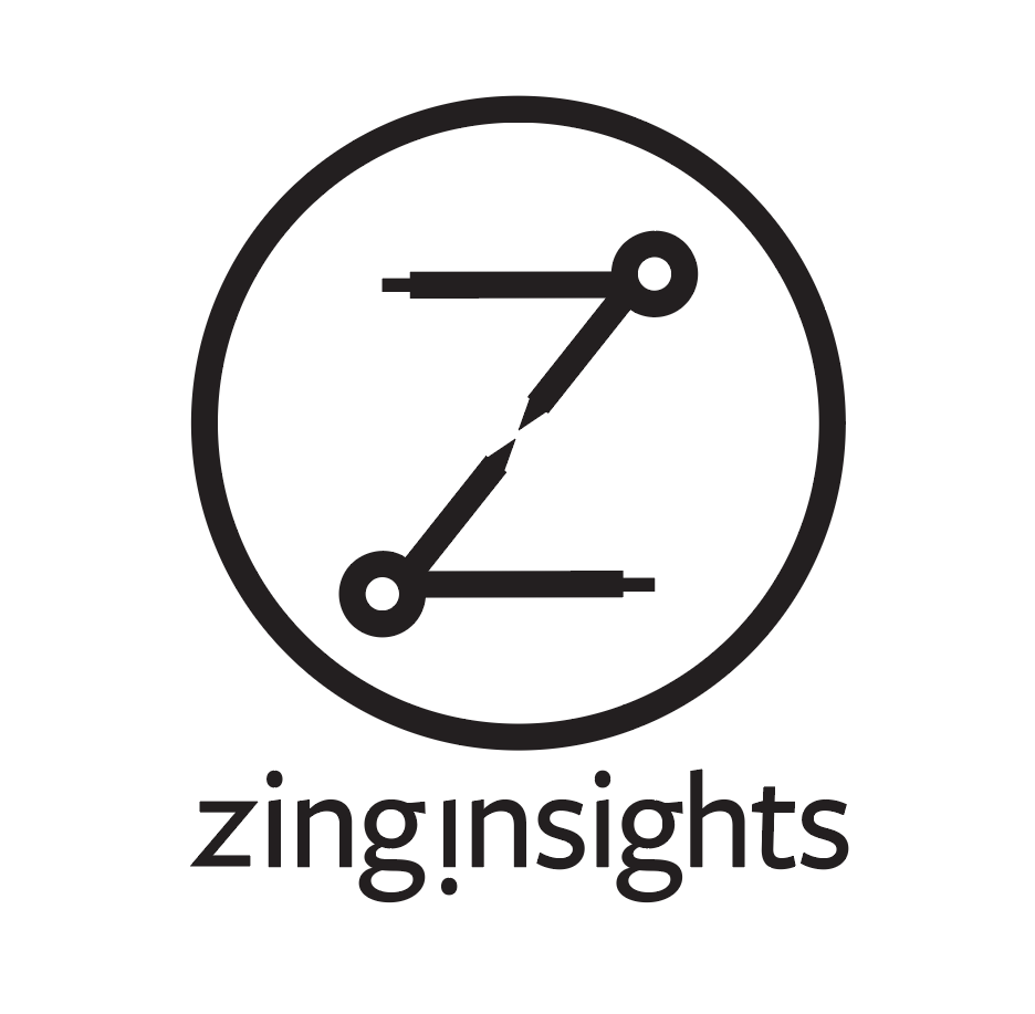 Zing!  A market-research company in Melbourne