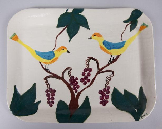 Birds on a Vine