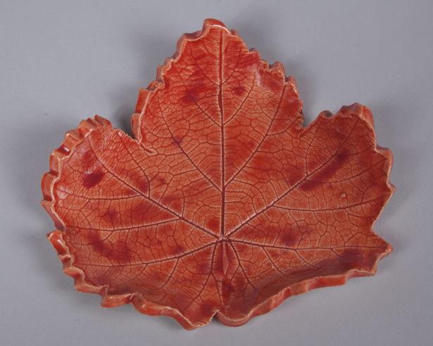 Red Grape Leaf