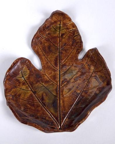 Brown Fig Leaf