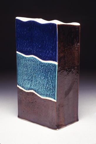 Three Toned Vase