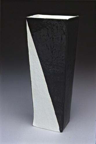 Black & White Vase