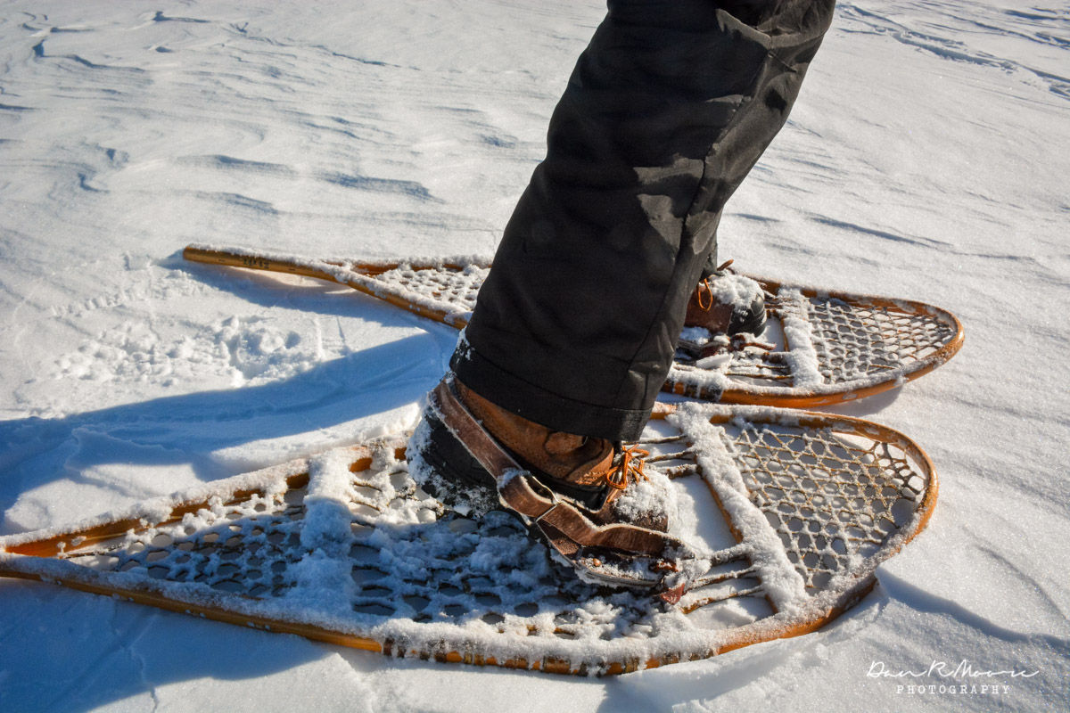 Copy of Traditional snowshoes