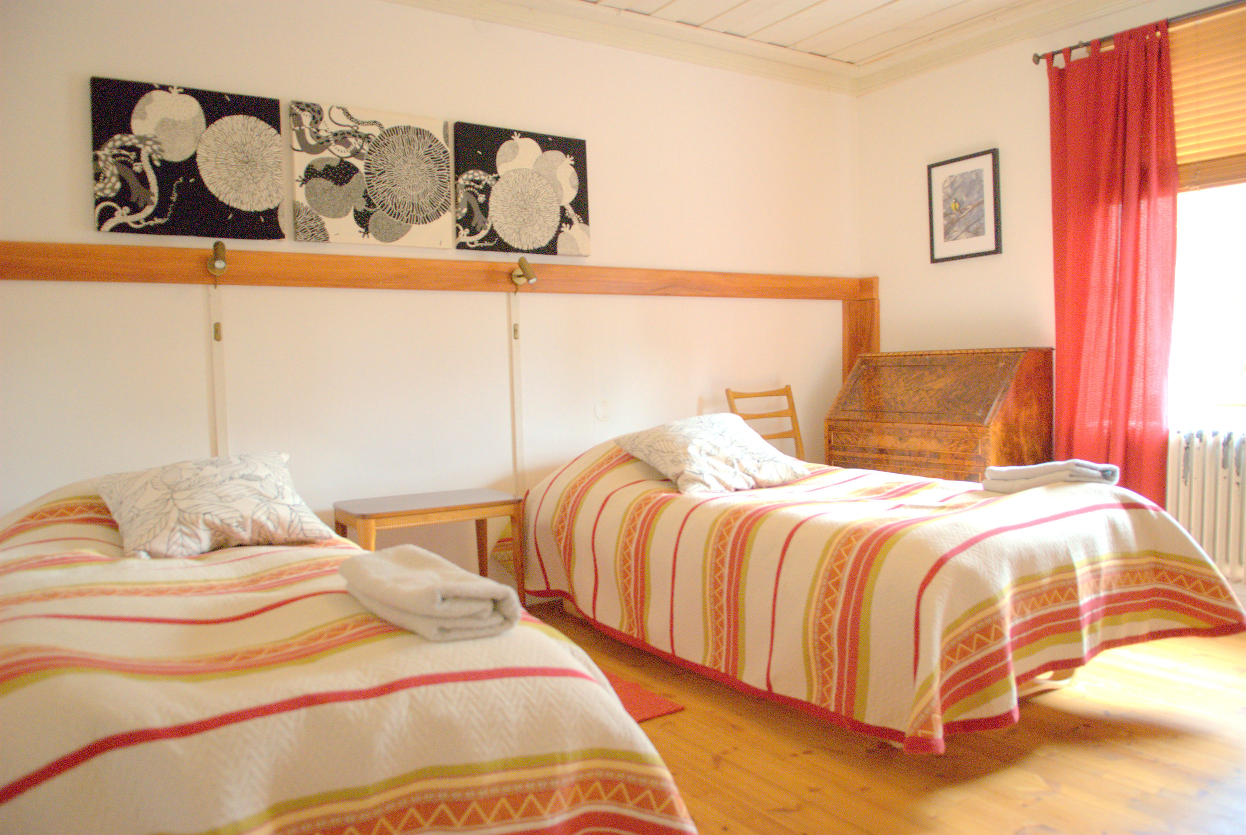 Double room, non-ensute