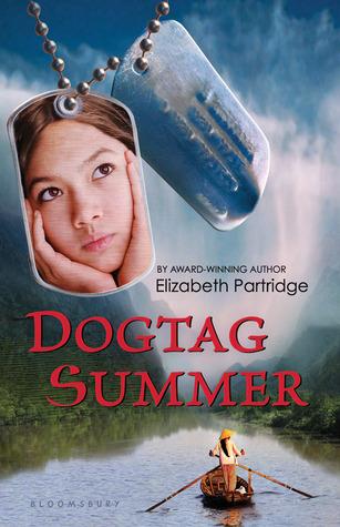 Dogtag Summer   by Elizabeth Partridge