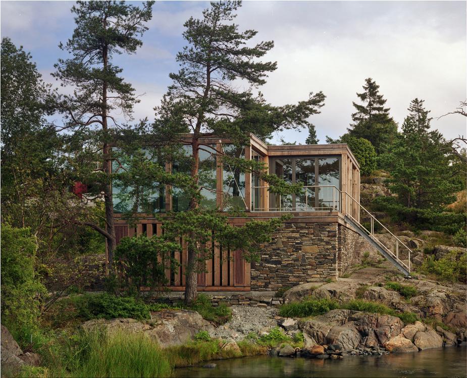 Hytte Grunnsund