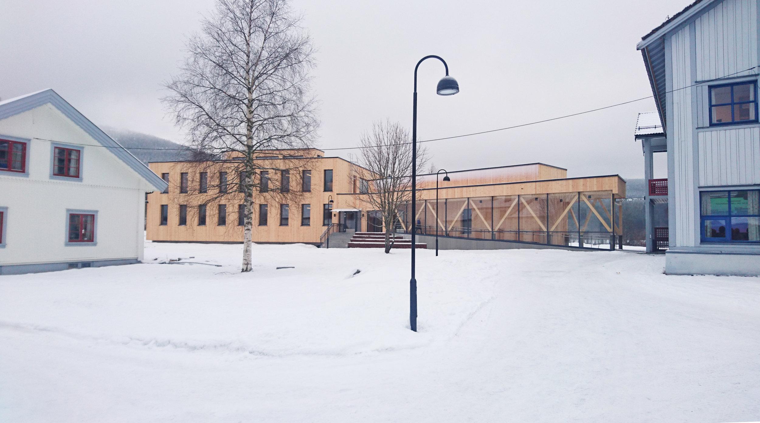 Evenstad Skole
