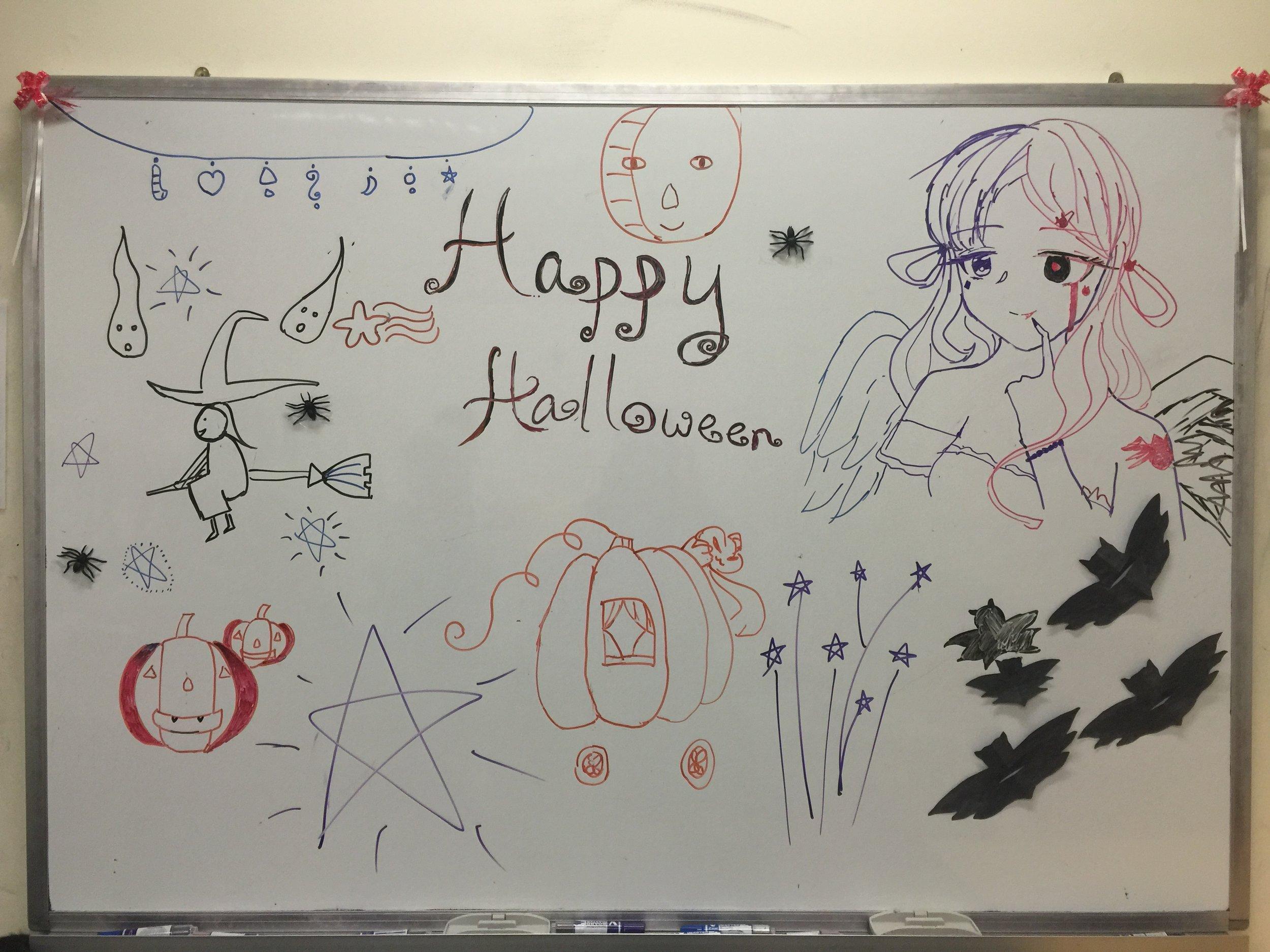 Happy Halloween_P5 Math class (2).JPG