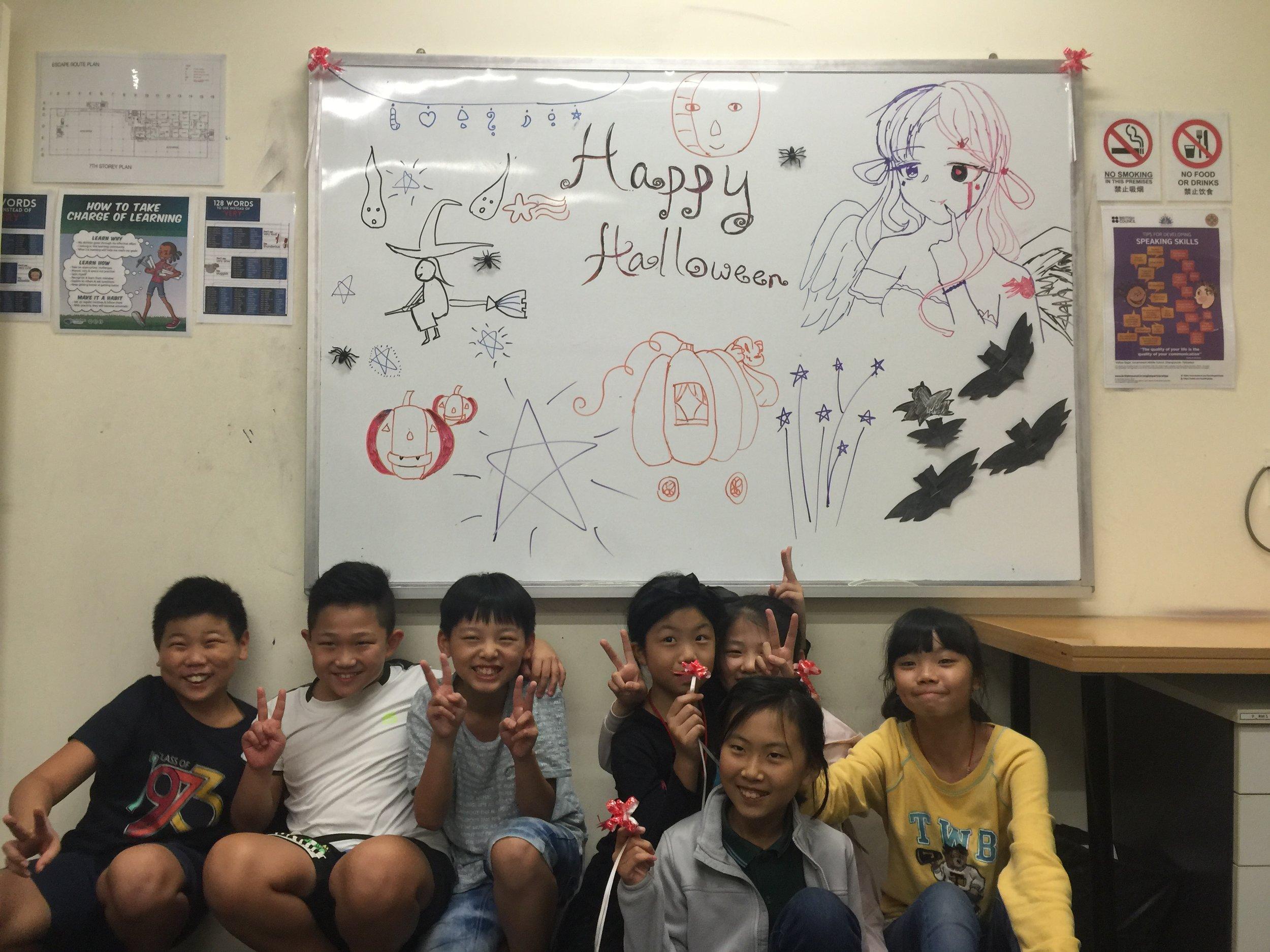 Happy Halloween_P5 Math class (3).JPG