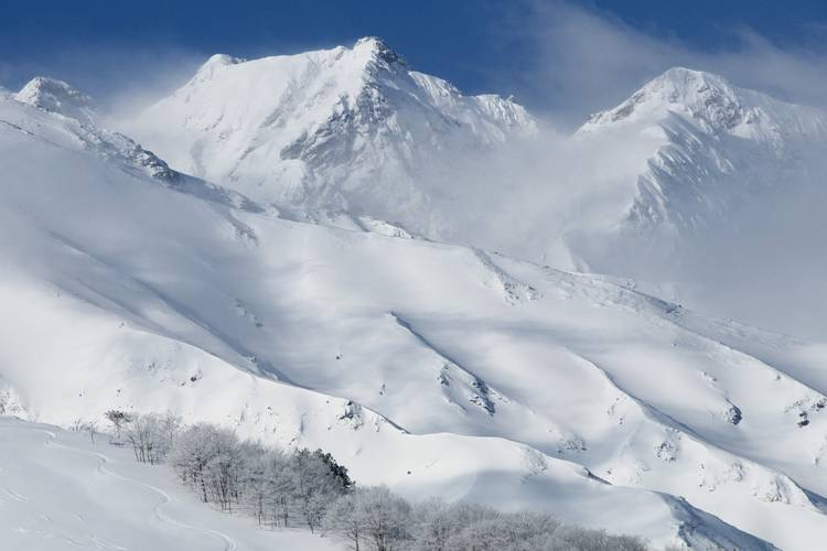 Hakuba Mountains