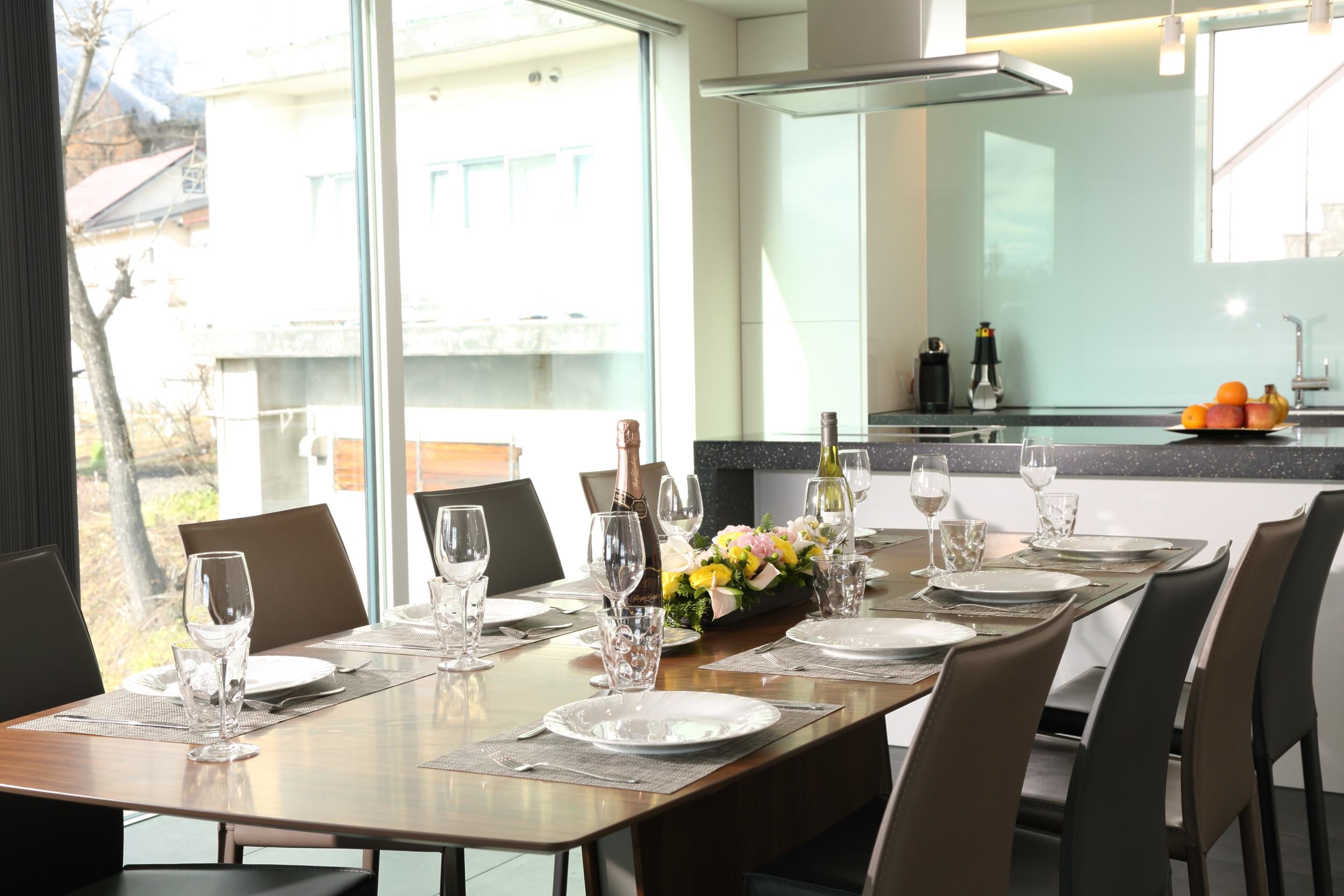 bluebird apartments set table.jpg