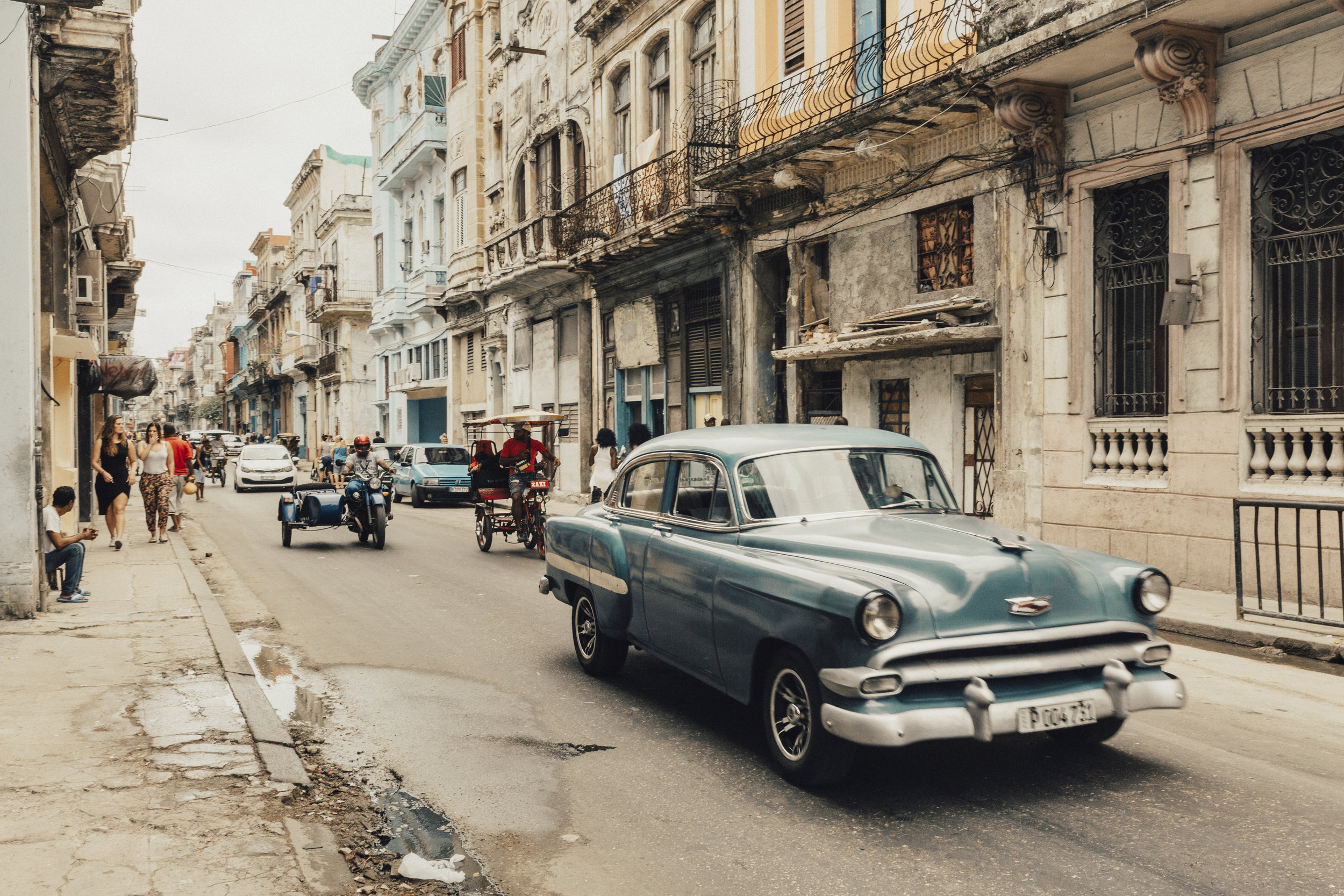 TRAVEL // CUBA -