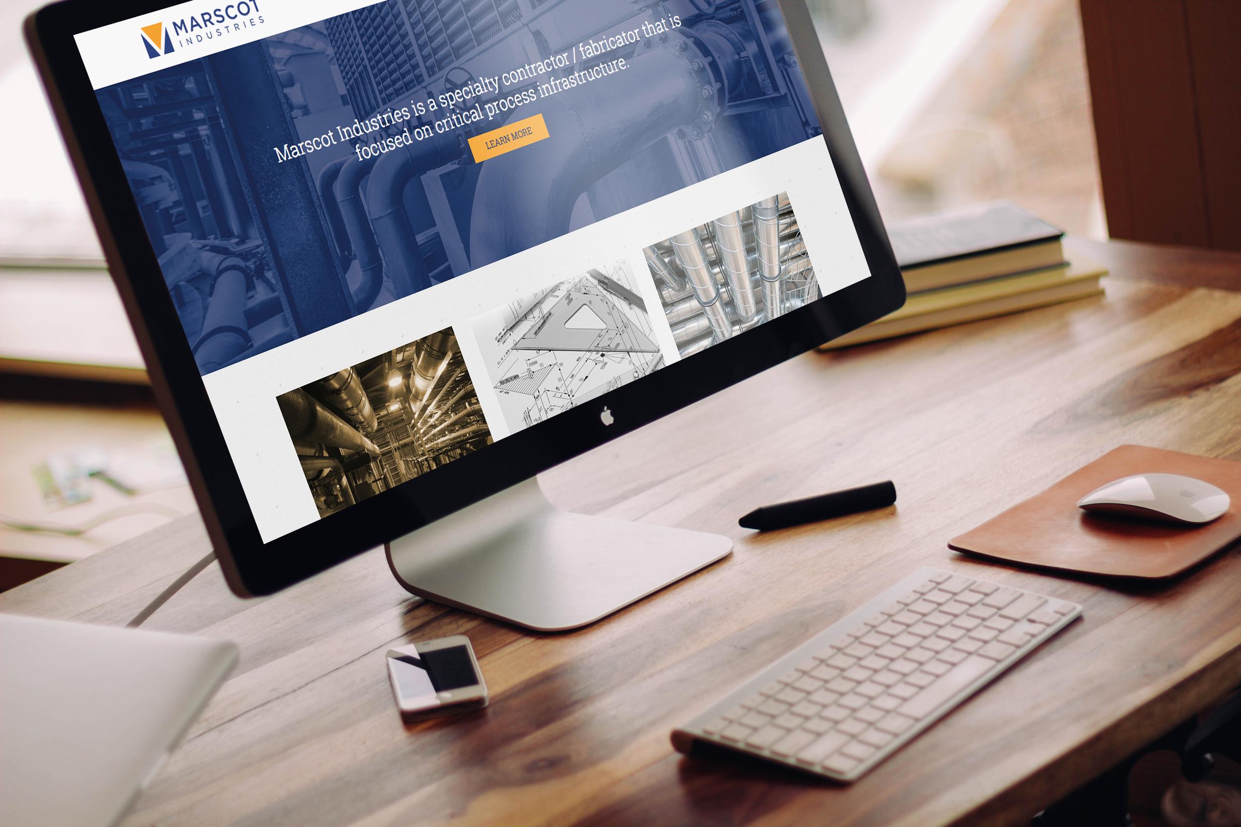 Marscot Industries Website    Services provided: Responsive Website Design & Development, Custom Wordpress Integration,Search Engine Optimization    Visit Site