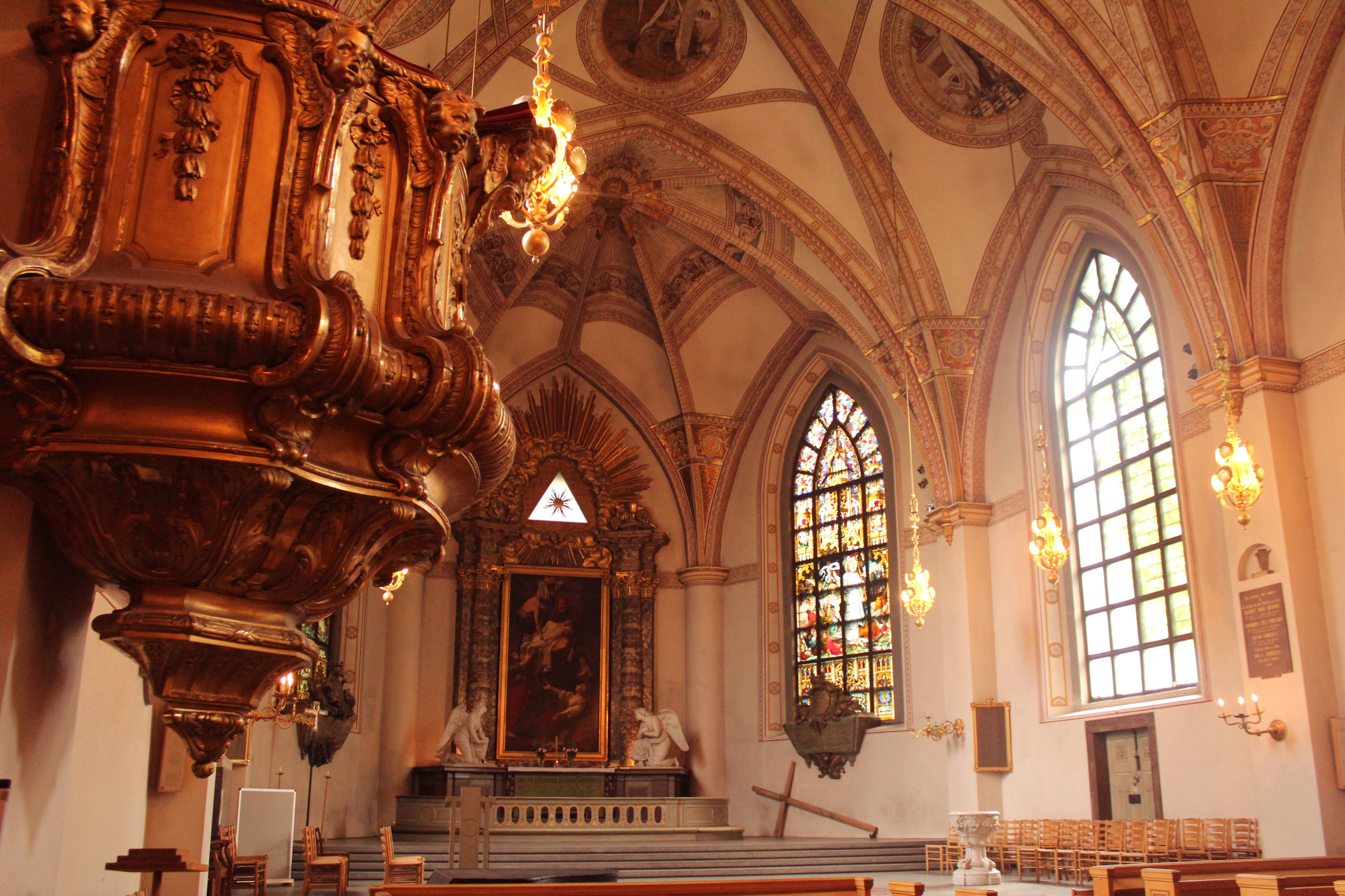 Cathedral in Stockholm