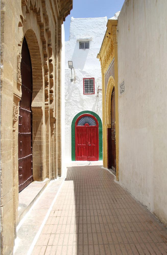 North Africa, photo credit to Megan