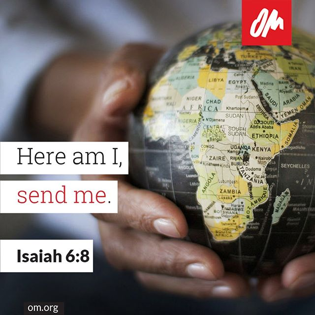 #omintheworld #missions #scripture #OMInternational