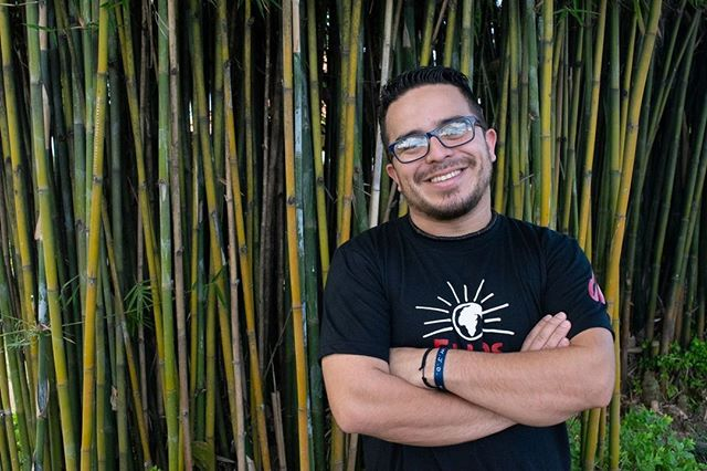"""Through his journey to joining full-time missions, Roberto has learnt to trust God. """"God helped me understand that even when things are hard, the only thing we need to do is obey Him.  He will do the hard, impossible things. He's not looking for superheroes. He's looking for you and me."""" #PeopleOfOM #missions #jesusfollower #GoWithOM #OMInternational"""