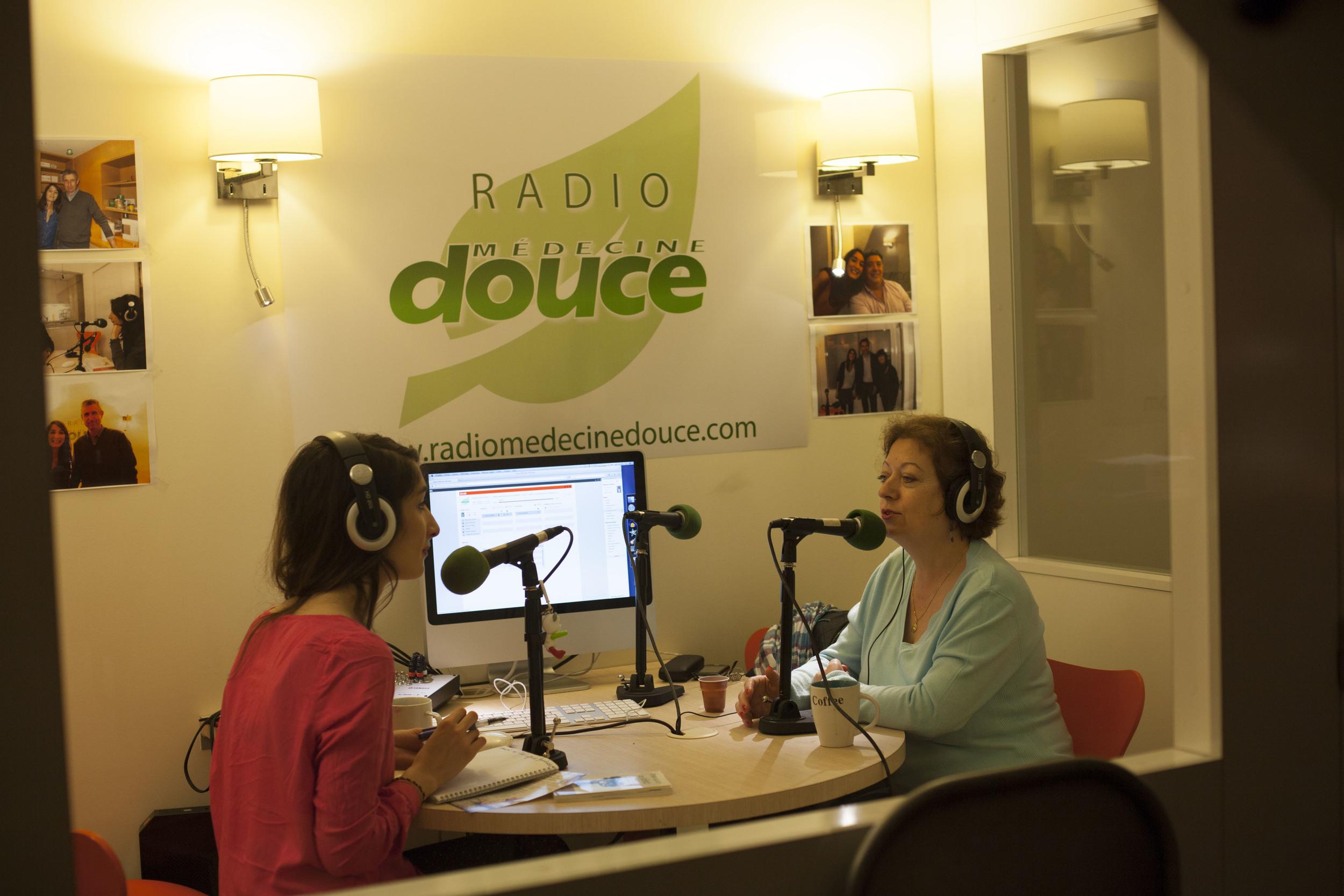 Psychogénéalogie - émission de radio mensuelle sur Radio Médecine Douce