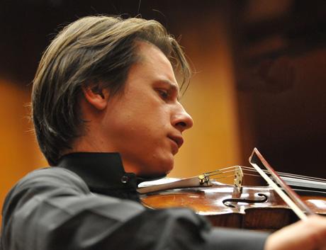 Piotr Nikiforoff,  violino