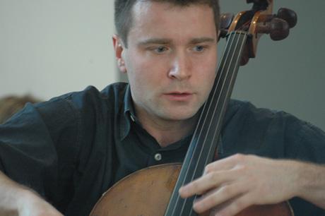 Mattia Zappa,  violoncello