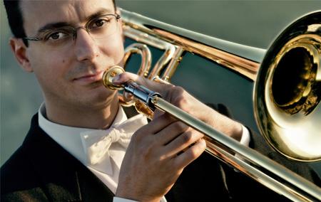 Alessandro Benazzo,  trombone
