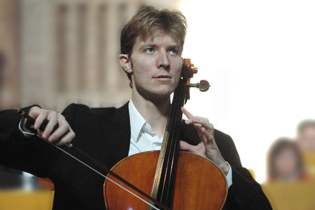 Olaf Krüger,  violoncello