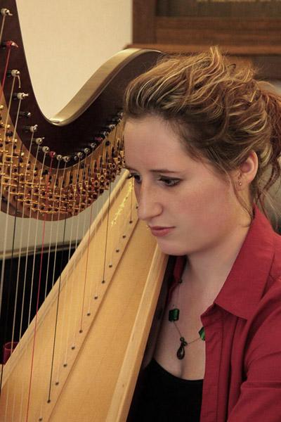 Chiara Pedrazzetti,  arpa