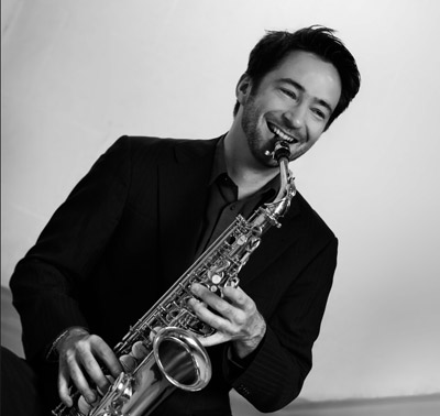 Vincent Daoud,  sassofono