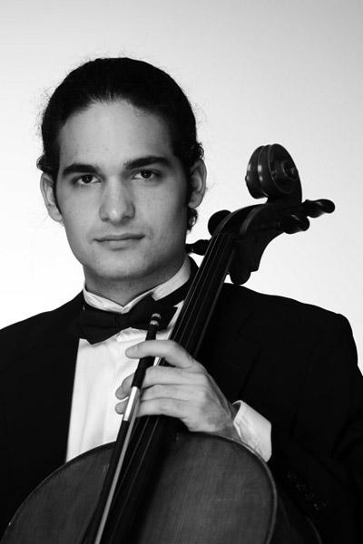 Màtyàs Major,  violoncello