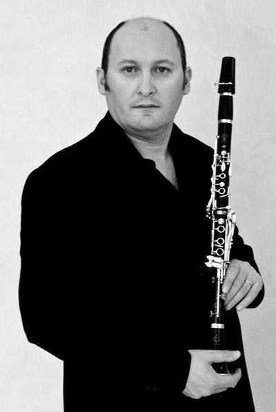 Paolo Beltramini,  clarinetto