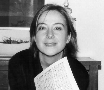 Anna Jelmorini,  direttore di coro