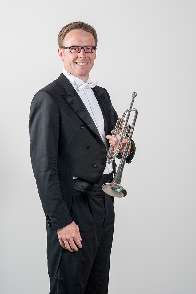 Sébastien Galley,  tromba