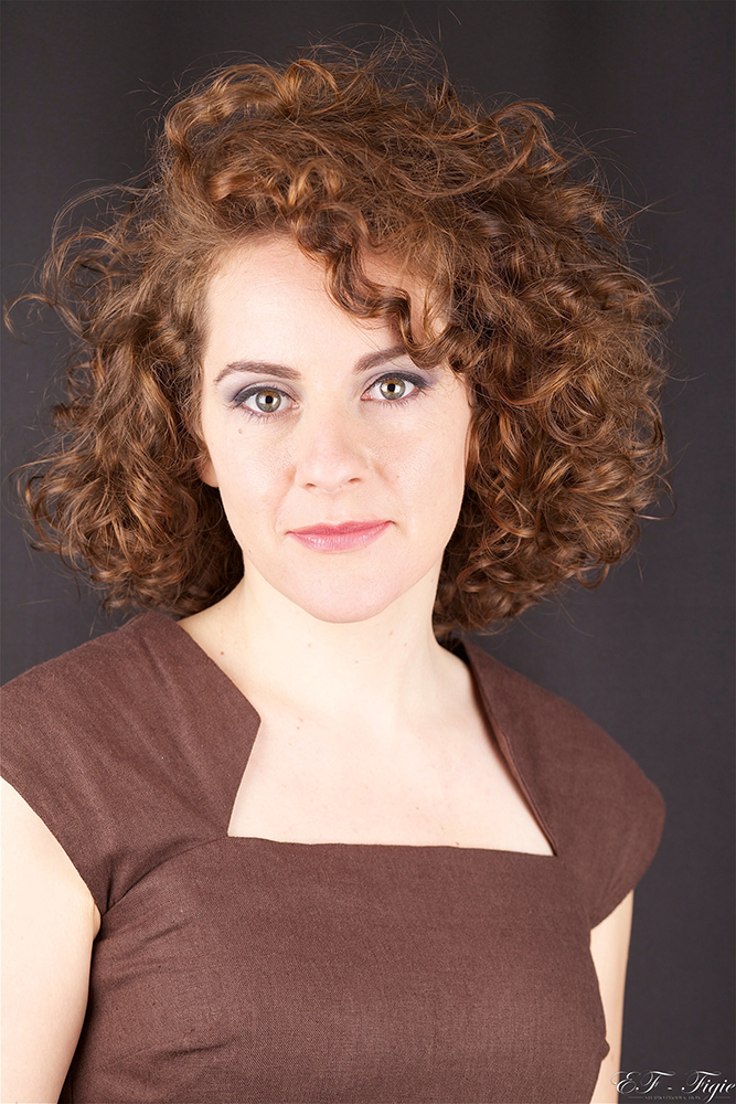 Elisabeth Gillming,  mezzosoprano