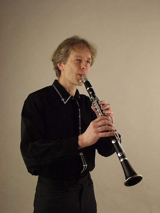 Martin Kratzsch , clarinetto