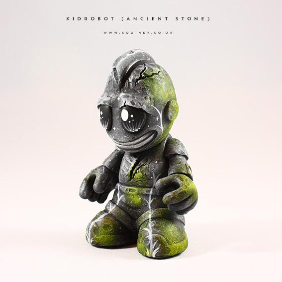 Kidrobot - Ancient Stone - £60