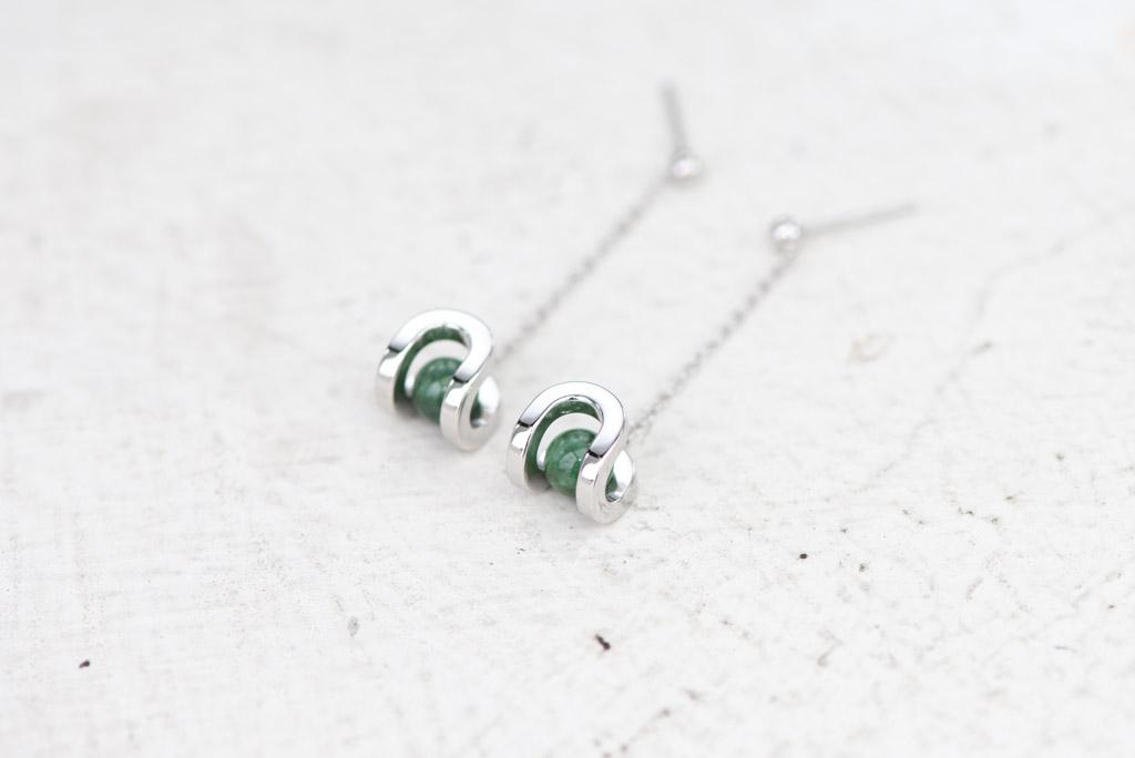 Archi Chain Earrings