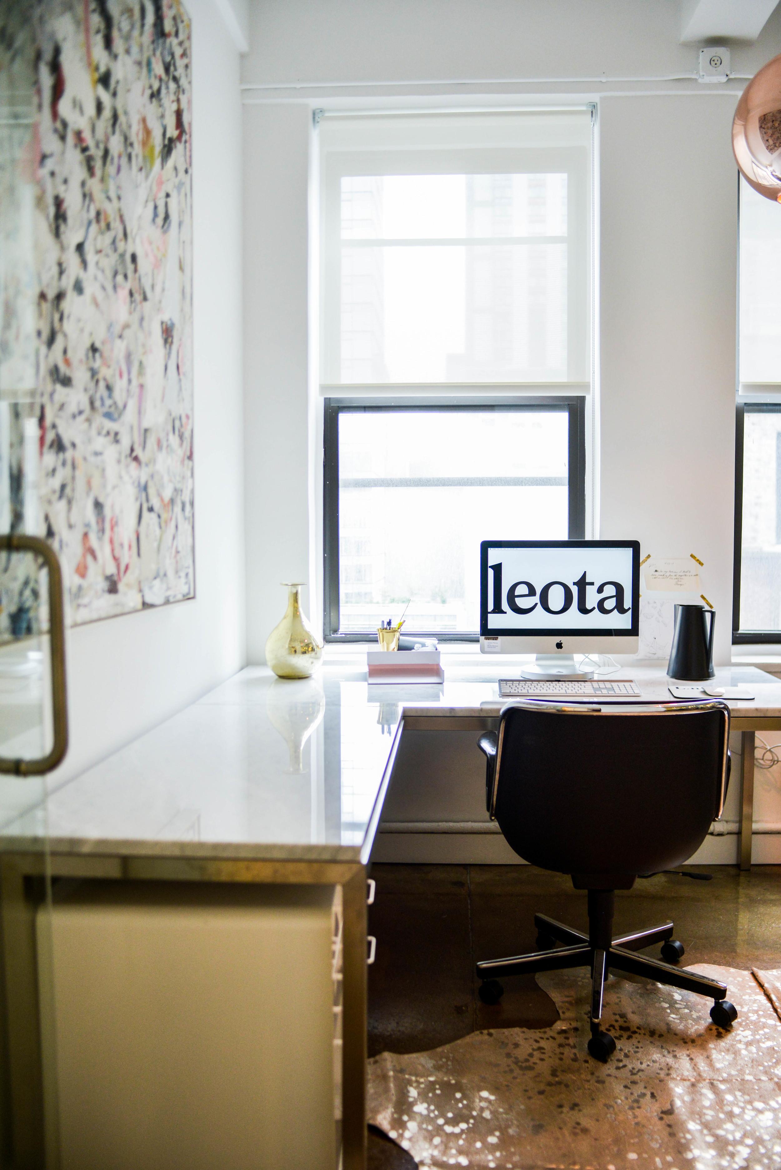 LEOTA SHOWROOM + OFFICES - NEW YORK, NY
