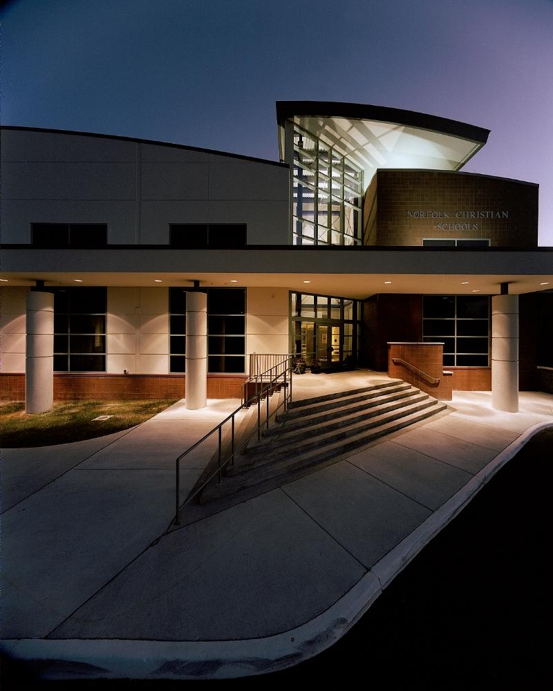 Taylor Academic Center