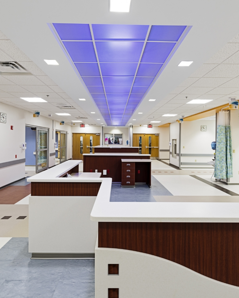 CHKD Pediatric Intensive Care Unit