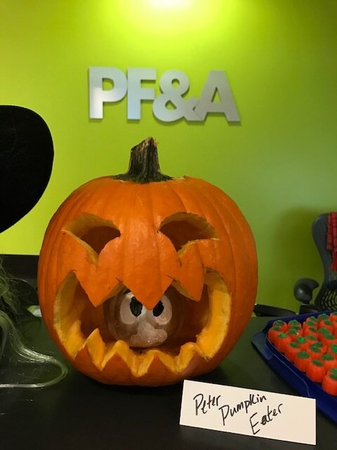 🎃Entry 3: Peter Pumpkin Eater