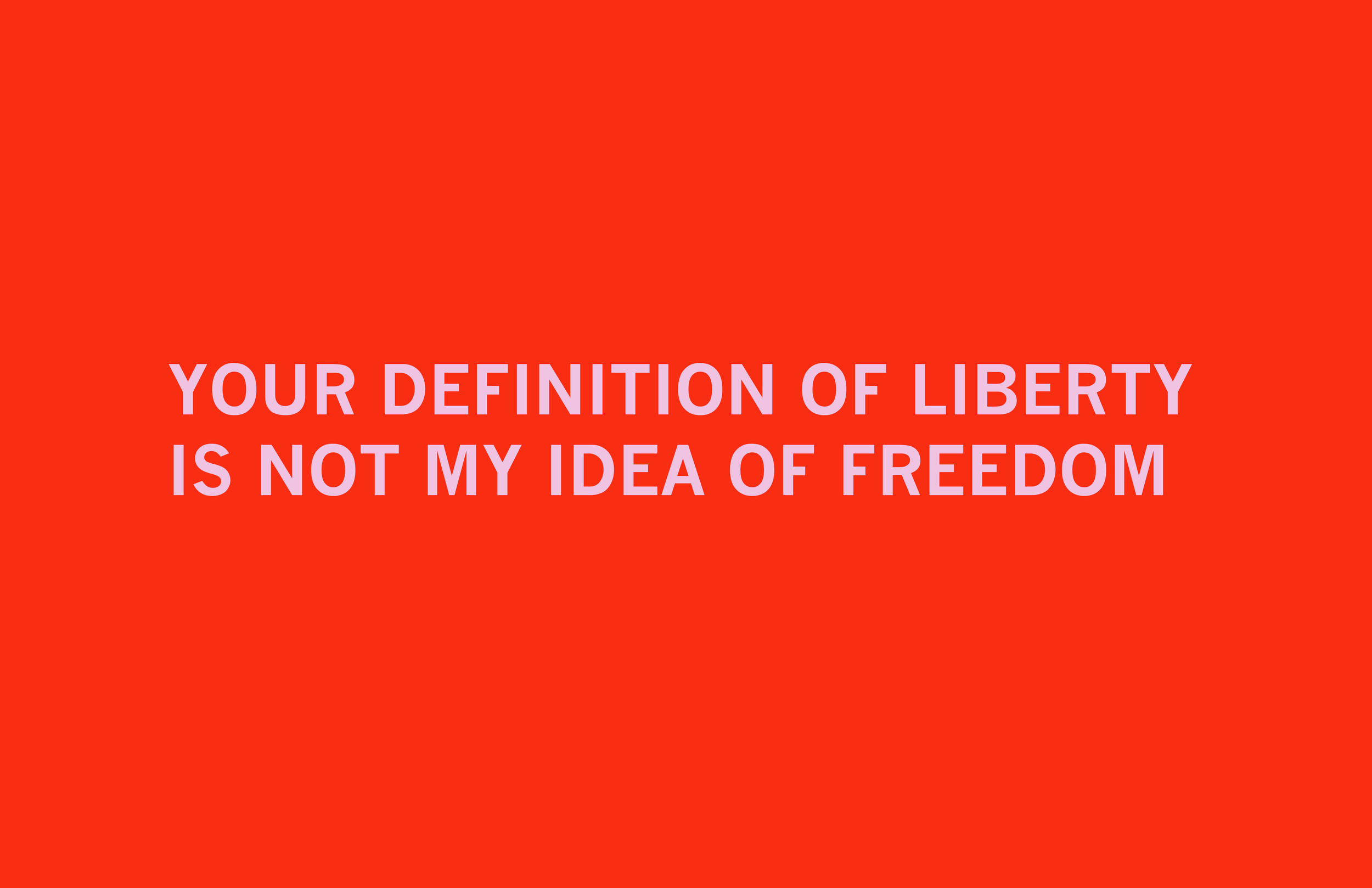 Liberty  Archival inkjet print 19 x 26 inches 2011