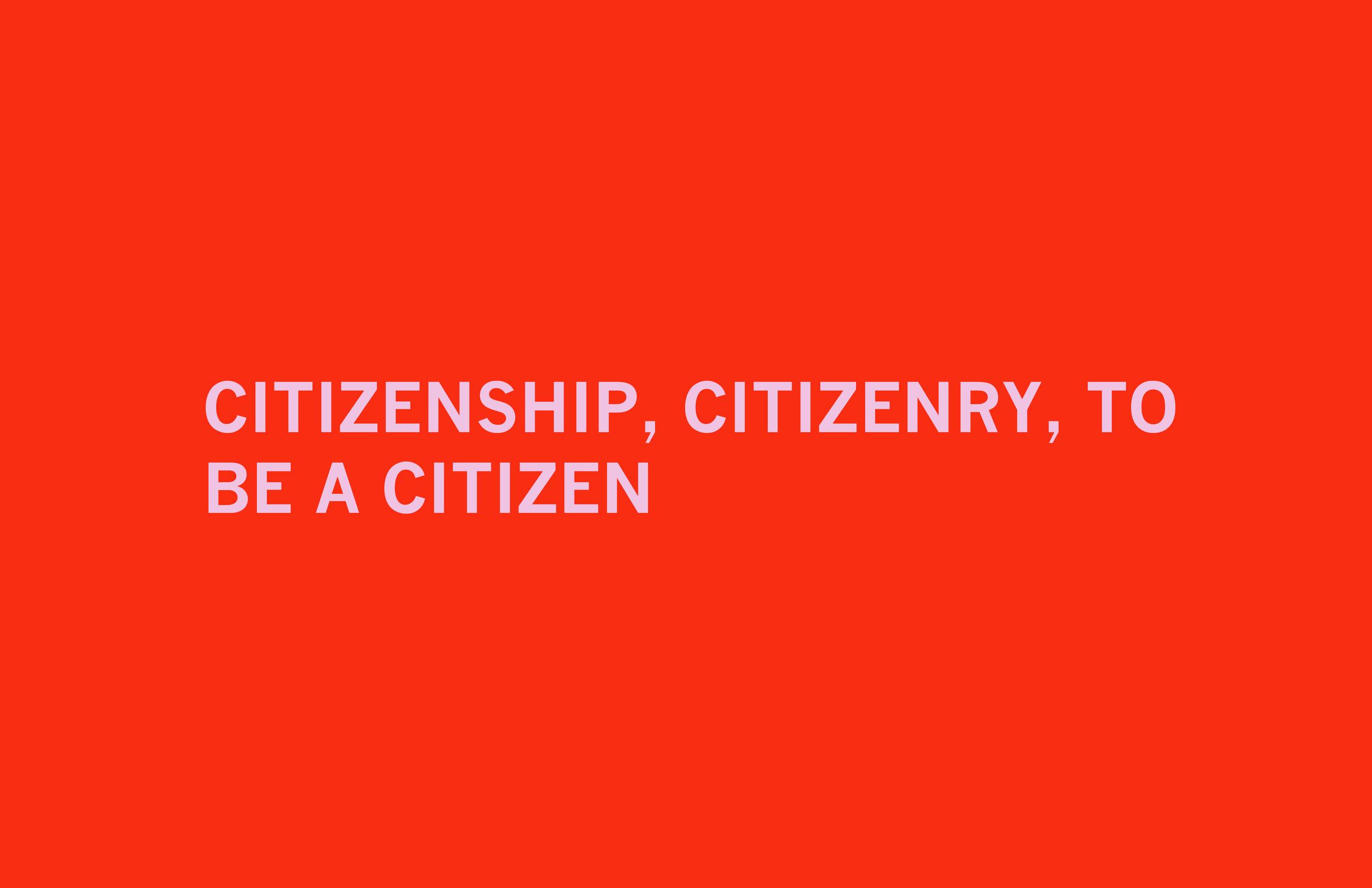 Copy of Civil (dis)obediences