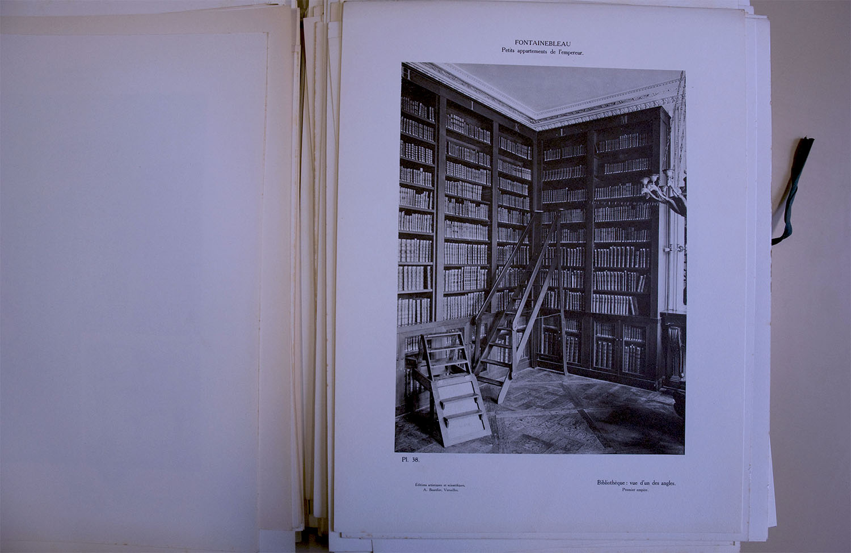 Napoleon, v. 2  Lightjet print 27 x 40 centimeters 2011