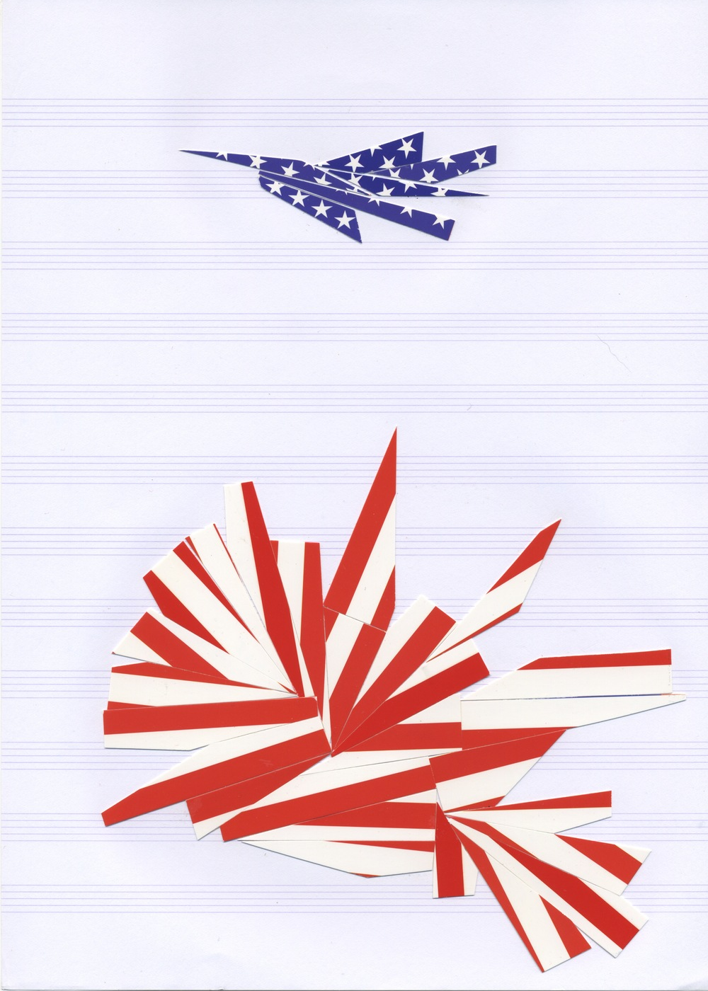 Flag Collapse, v. 6 (2010)
