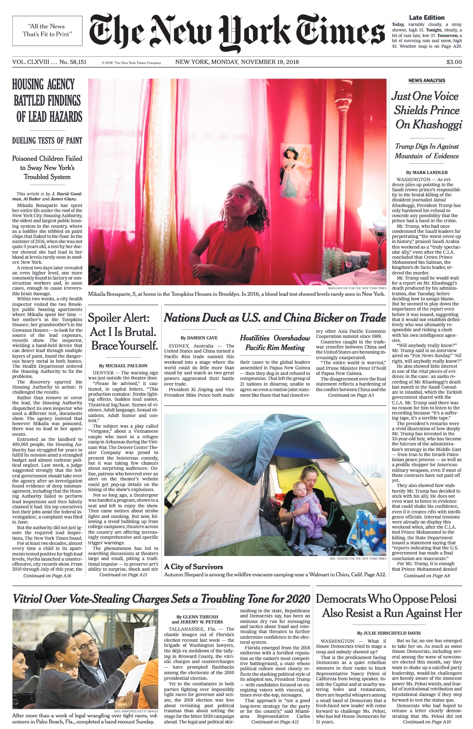 NYT_FrontPage_111918.jpg