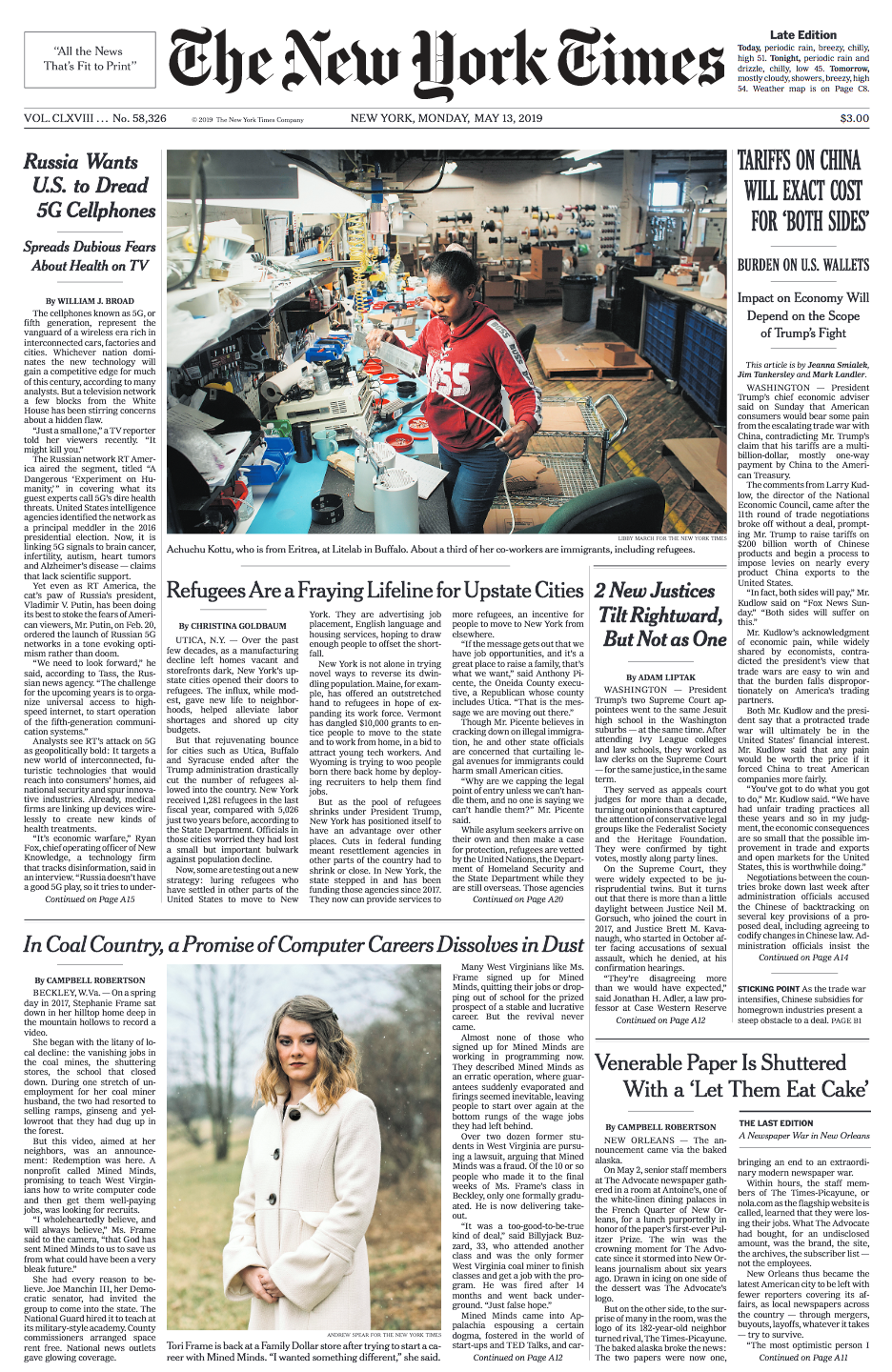 NYT_FrontPage_051319.png