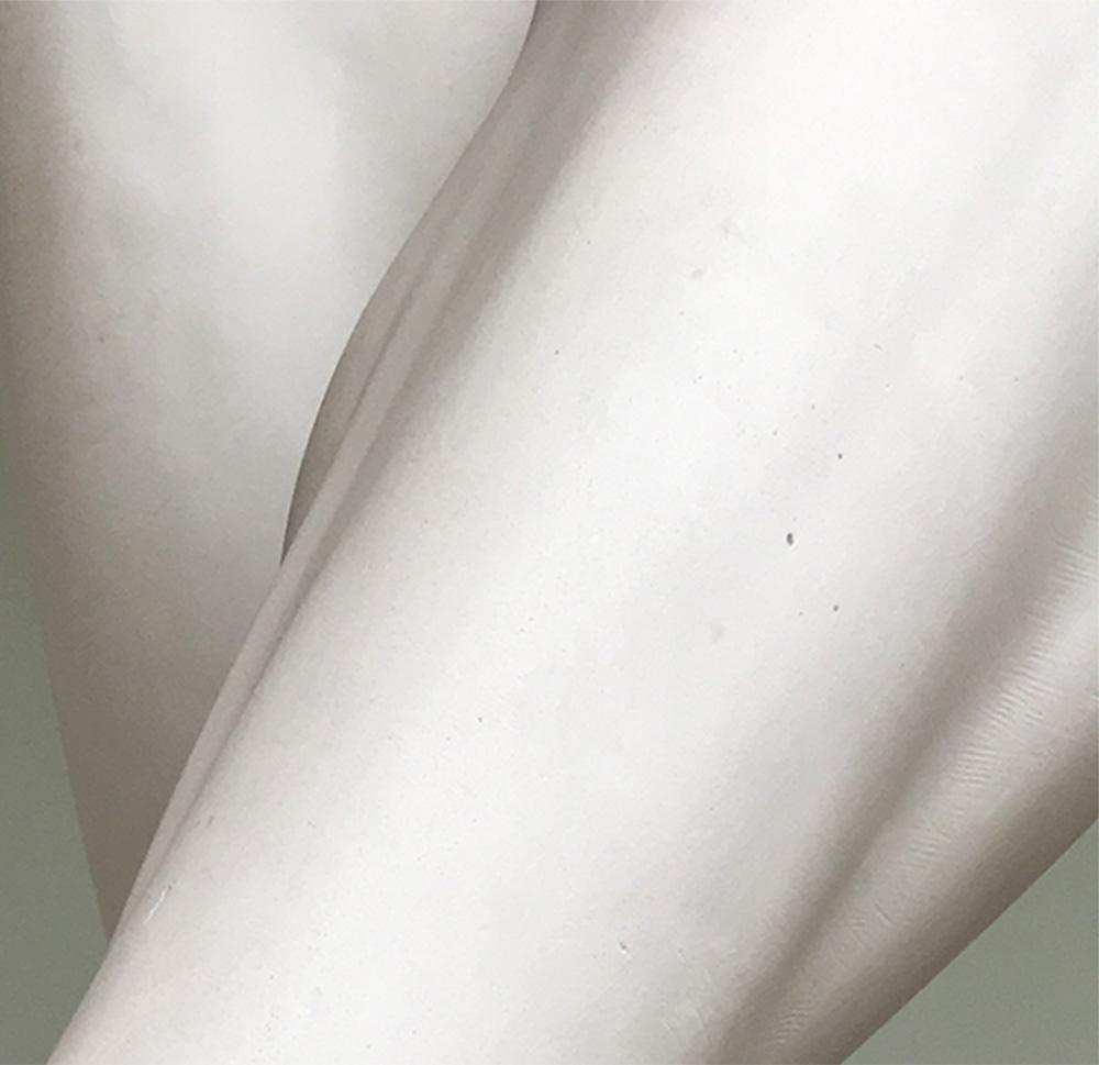 Lisa Blas, detail,  Autoportrait, VIVIIMMXVIII,  2018